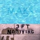 Maks: 3Ft No Diving