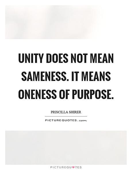 UBC Day 25 // Unity in Oneness