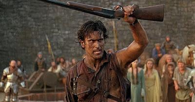 Ten Days of Terror!: Army of Darkness
