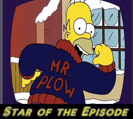 The Simpsons Challenge  Season 4  Episode 9 – Mr Plow