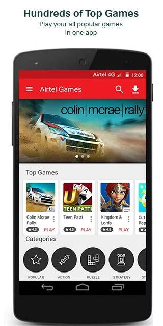 Features That Make Airtel Games Special