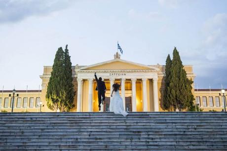 The best spots for your Greek wedding in Athens