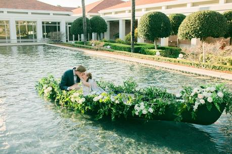 Flower Boat at The Nixon Library