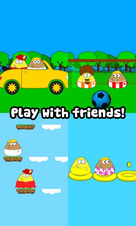 Pou | Apkplaygame.com