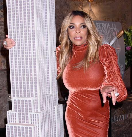 Wendy Williams lights Empire State Building