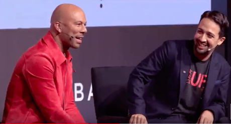 Lin-Manuel Miranda & Common Freestyle At Obama Summit [WATCH]