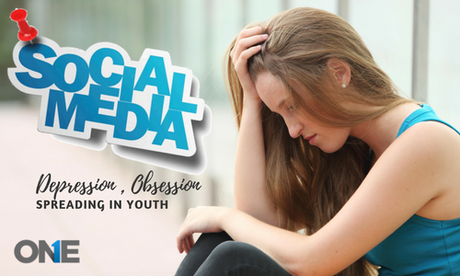 Depression! Obsession! Is This Social Media Spreading in Youth