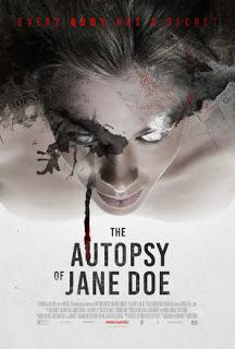#2,452. The Autopsy of Jane Doe  (2016)