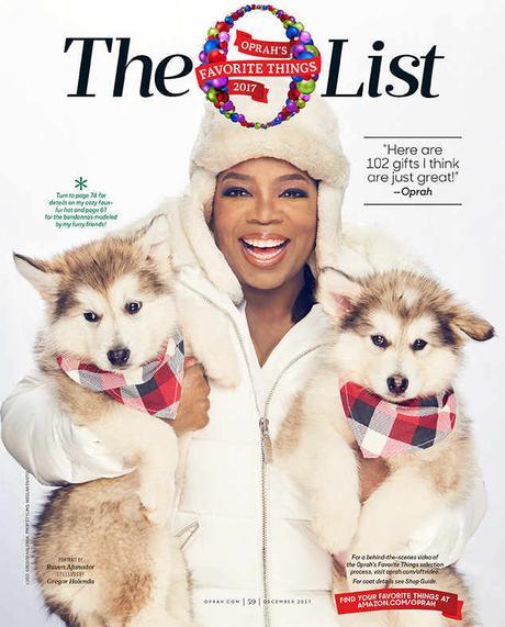 'Wisdom Of Sundays' On Oprah's Favorite Things 2017 List