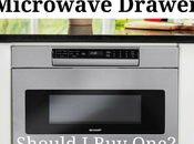 Built-In Microwave Drawer: Should One?