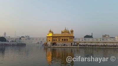 Amritsar & Wagah Border Trip