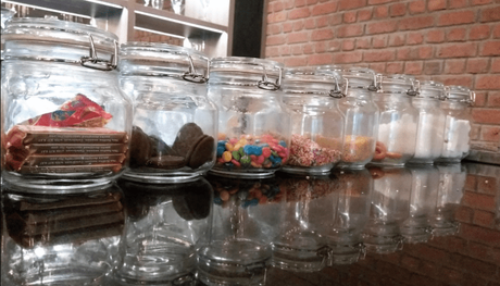 Milk shakes and mocktails in the making at Ciclo cafe
