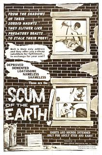 #2,453. Scum of the Earth  (1963)