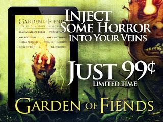 Step Inside the Garden of Fiends for .99 Cents