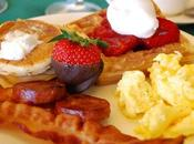 Heavy Breakfast Want Lose Weight