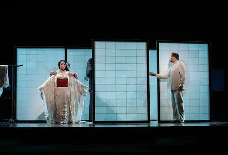 Opera Review: Angels and Insects