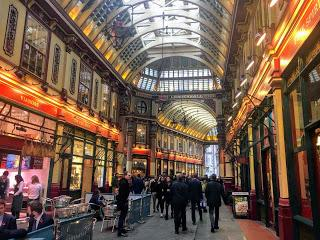 City of London: Cathedrals, Banks & Markets...