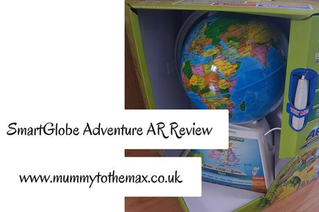 SmartGlobe Adventure AR Review