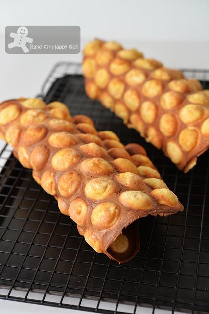 hong kong egg waffles