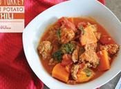 Paleo Turkey Sweet Potato Chili (one Pot)