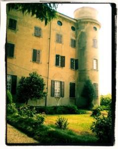 Desana, il riso e il castello. Desana, the rice and the castle.°