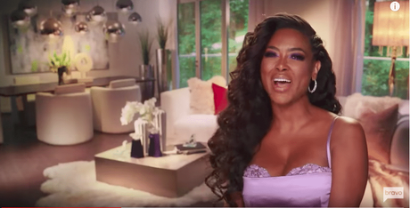 We Now Know Why RHOA Kenya Moore Father Wasn't At Her Wedding