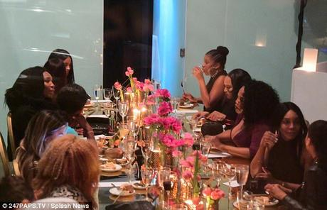 [Pics!] Serena Williams Girls Weekend In New York