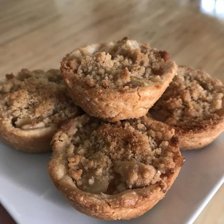 Make This: Pear Crumble Mini Pies