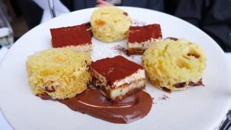 Review: Italian Afternoon tea at Divino Enoteca, Edinburgh