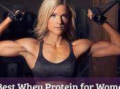 Best Whey Protein Women Build Muscle Mass