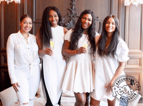 More Pics From Serena Williams Bachelorette Party In The N.Y.C.