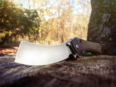 Special Feature: Serge Panchenko's Orbit Cleaver & Bean Folding Knives