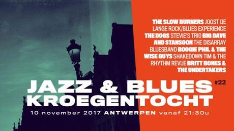 This weekend in Antwerp: 10th, 11th & 12th November