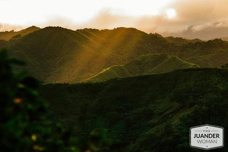 Treasure Mountain in Tanay, Rizal minus the sea of clouds