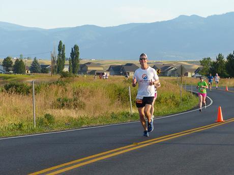 Run Wild! The 11th Missoula Marathon