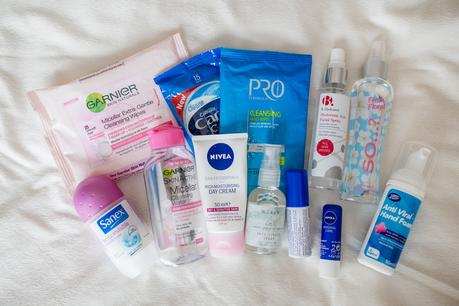 Long Haul Beauty Essentials