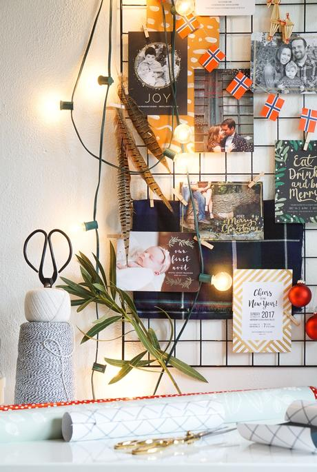 DIY Holiday Card Moodboard (Video!)