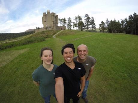 Exploring Northern Scotland – Ballater, Braemer Castle, and Muir of Dinnet