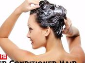 Your Over Conditioned Hair Easily?