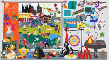 Earn a spot in the CurioCities 100 Club by naming all cities in this difficult picture quiz by ParcelHero