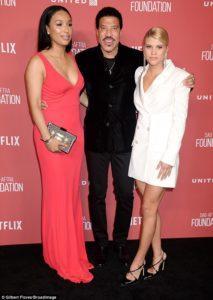 Tracee Ellis Ross, Lionel Richie, Sofia Richie SAG-AFTRA Artist Awards