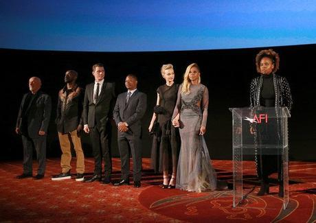[PICS!] Mary J. Blige & Cast  'Mudbound' Screening In L.A.