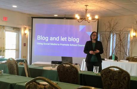 Presenting at MeSCA: Blog and let blog