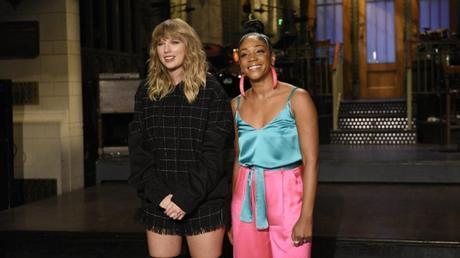 [WATCH] Tiffany Haddish & Taylor Swift Promo Video For SNL