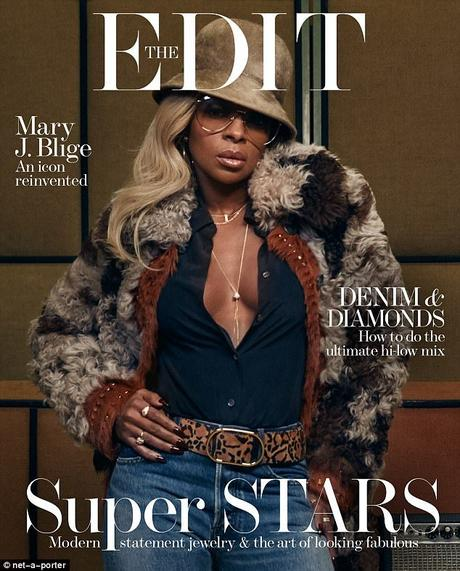 """Mary J. Blige: """"We're All Just Trying To Be Loved & Accepted"""""""