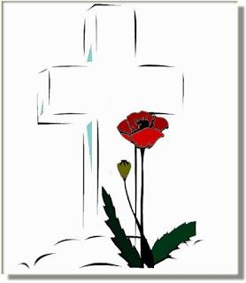 The poppy and the cross. A talk for remembrance Sunday