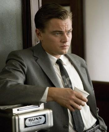 Revolutionary Road: Frank Wheeler's Gray Business Suit