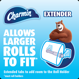 Image: free Charmin Toilet Paper Roll Extender