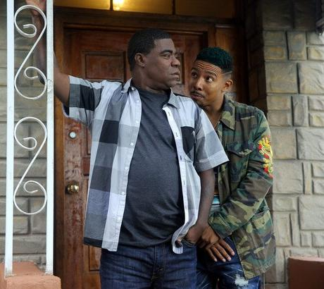 Tracy Morgan Spotted On The Set Of 'The Last O.G.'