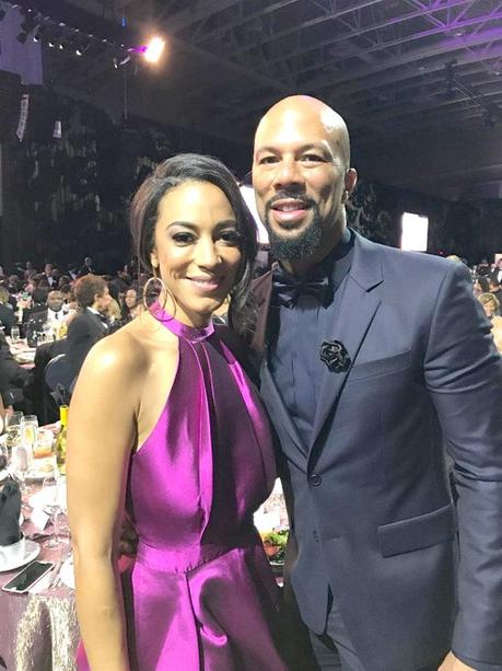 Common's GF Angela Rye Is Inspiring Him To Be More Politically Engaged
